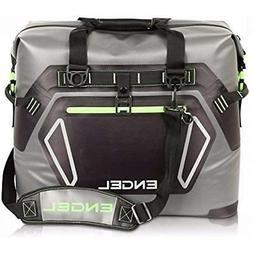 Engel Coolers HD30 Waterproof Soft-Sided Bag Grey/Green Spor