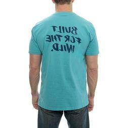 Yeti Coolers Shirt, Men's XL, Yeti Built for the Wild Pocket