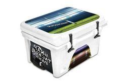 Custom Cooler Accessories Wrap Sticker fits ORCA 75QT L+I Fo