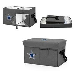 Dallas Cowboys NFL Ottoman Insulated Cooler & Seat