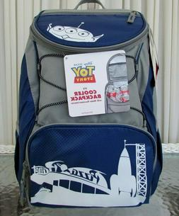 Disney Pixar Toy Story Pizza Planet Backpack Cooler Picnic T