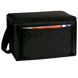 Yens Economy 6-Pack Cooler Black