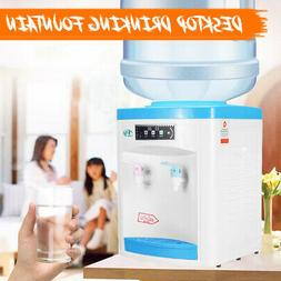 Electric Hot and Cold Water Cooler Dispenser 1-5 Gallon Home