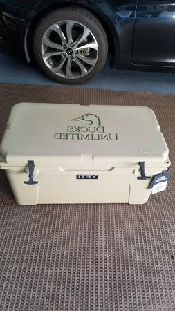 extremely rare ducks unlimited cooler tundra 65
