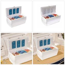 Rubbermaid Fg2B8001Trwht Water Cooler, 150-quart