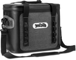 Food Cooler Zipper Bag Soft Top Large Water-Resistant Insula