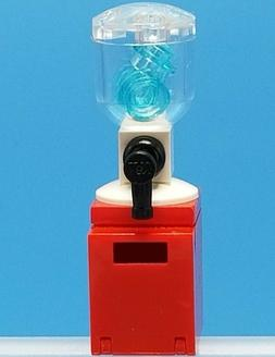 Lego Furniture red water cooler for home or office Minifigur