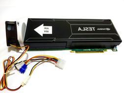 GPU Cooler with High-speed Fan forNvidia Tesla K10 GRID K2