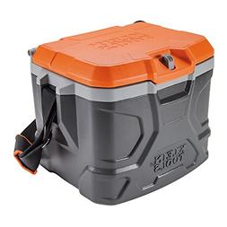 Work Cooler 17-Quart, Keep Cool 30 Hours, Seats 300 Pounds,
