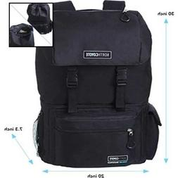 Hiking Backpack Cooler Bag - Insulated Large Camping Back Pa