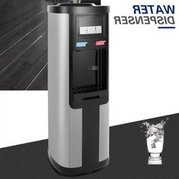 Home Office Electric Hot Cold Water Cooler Dispenser Top Bot