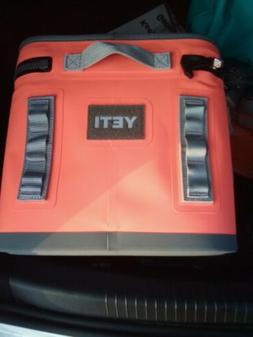 Yeti Hopper Flip 12 Portable Cooler - Coral