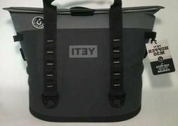Yeti Hopper M30 Soft Cooler Charcoal Brand New! Free Shippin