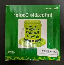 Inflatable St Patrick's Day Cooler Novelty Toys Games Yard O