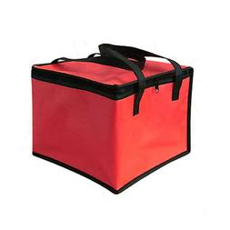 Insulated  Drinks Cooler Bag Lunch Time Sandwich Picnic Stor