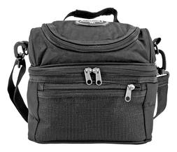 EastWest USA Insulated TACTICAL Lunch Box Cooler Bag Shoulde