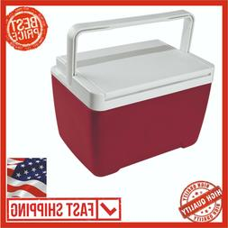 Igloo Island Breeze Cooler Diablo Red, 9-Quart