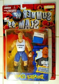 Jakks WWF/WWE Stone Cold Steve Austin SummerSlam 99 Deadly G