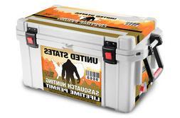 USATuff L+I Wrap fits Original Style Pelican 35qt Cooler - S