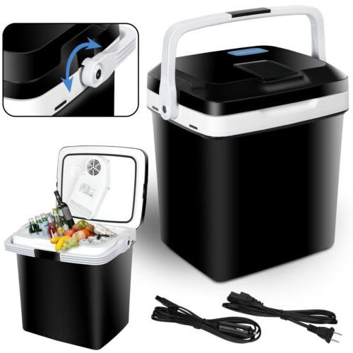 12V Thermoelectric Truck Freezer Food Drinks