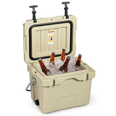 16 Quart Ice Chest High Performance Insulated Cooler Portabl
