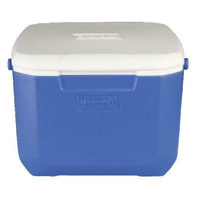 Coleman 16 Quart Portable Excursion Cooler, 22 Can, Blue