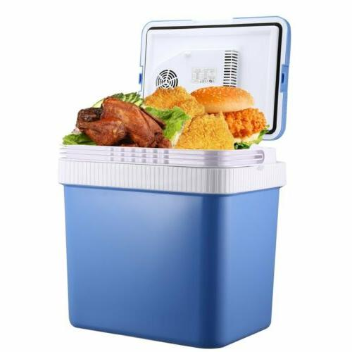 Electric Portable 12 Volt Cooler & Warmer, Thermoelectric Ca