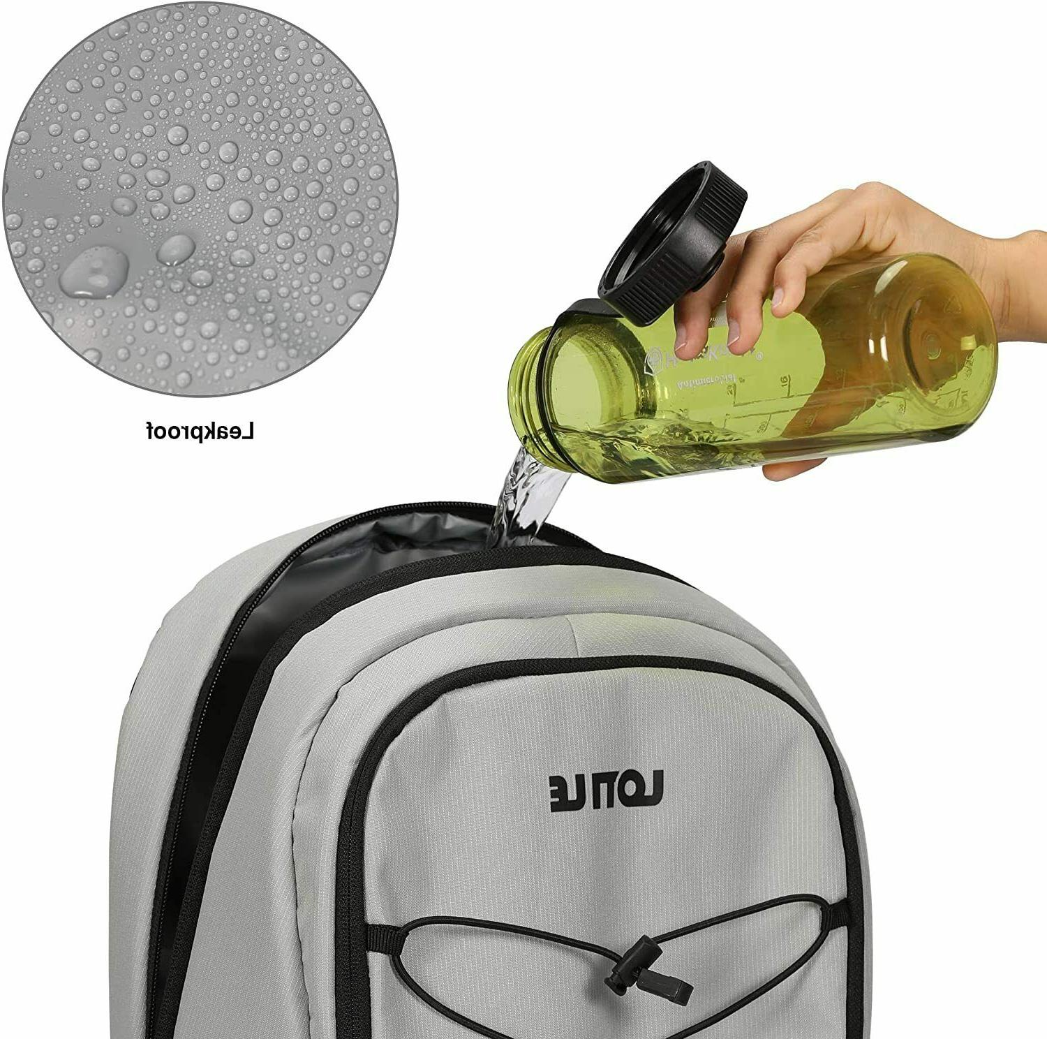 27 Backpack Leakproof Bag Picnics