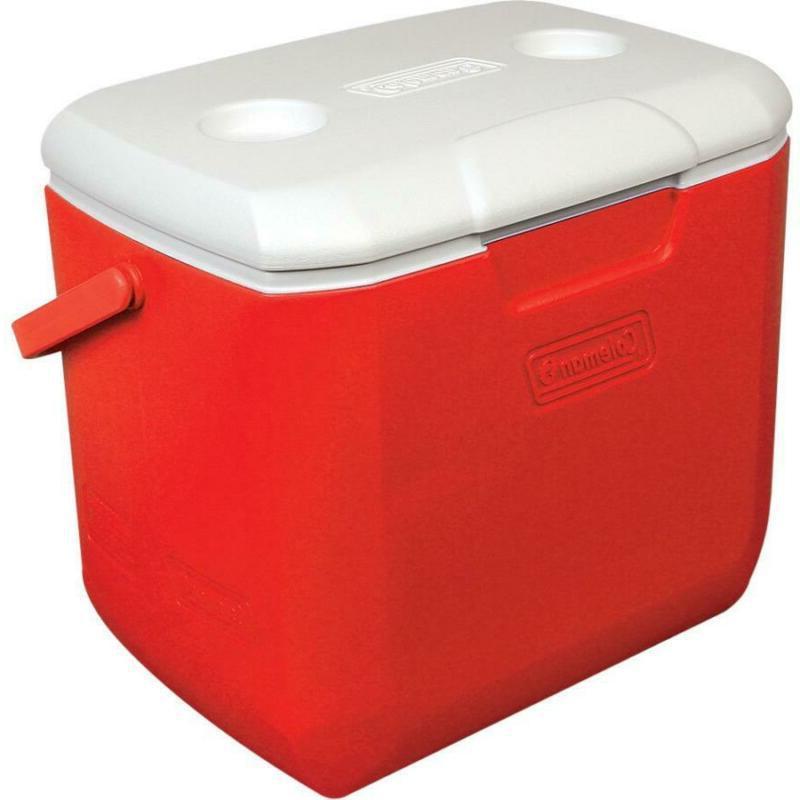 30 quart cooler 7 50 gallon red