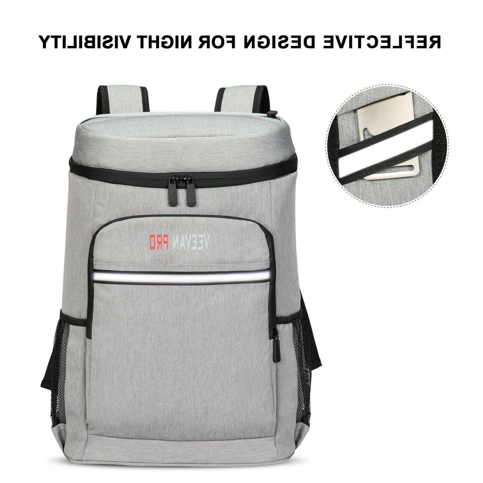 Backpack Leak-Proof Soft Cooler Women