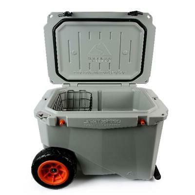 Ozark Wheeled Cooler,