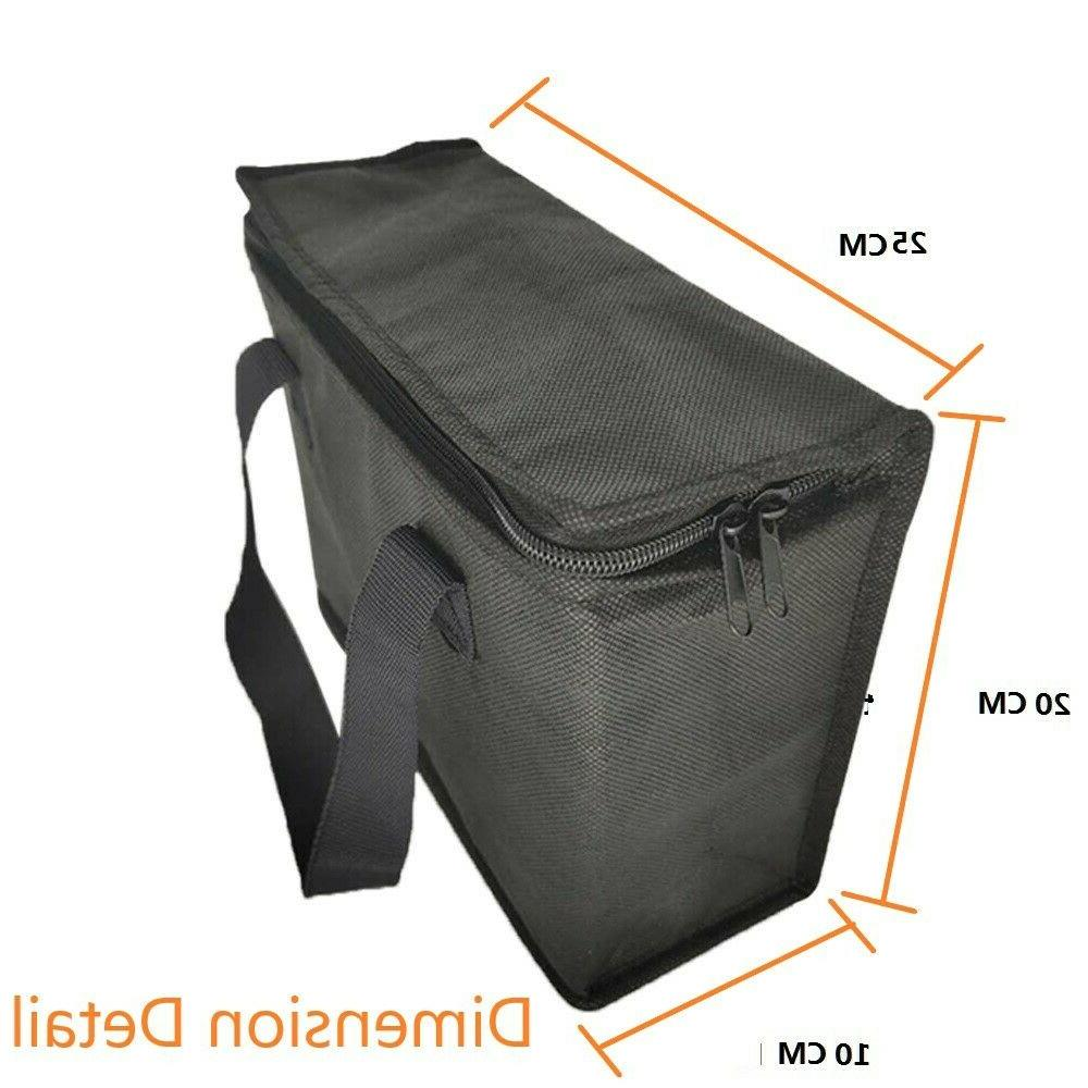 4Set Grocery Lunch Bag with Dual