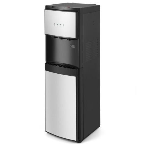 5 Loading Water Dispenser Stainless Steel Child