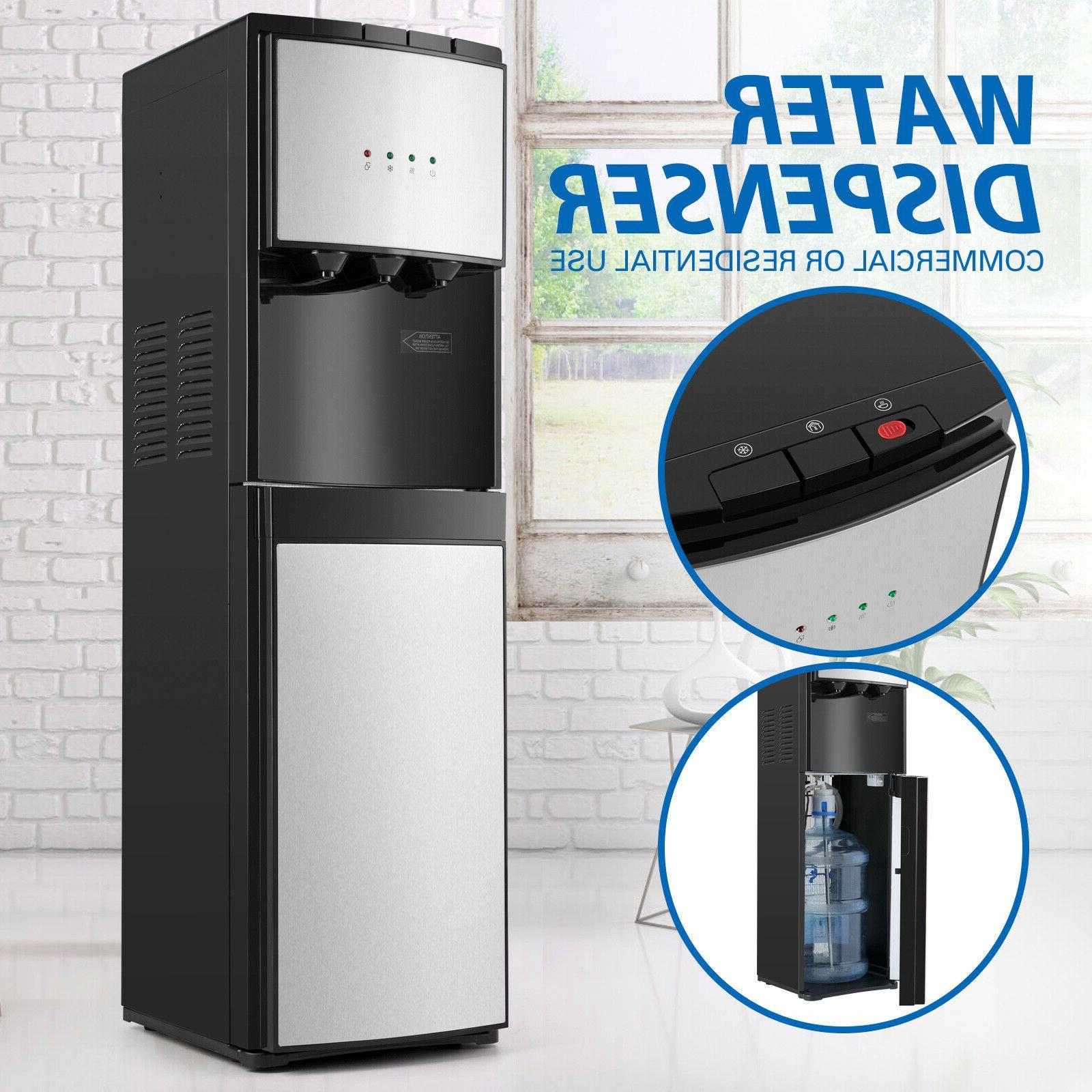 5 gallon bottom loading water cooler dispenser