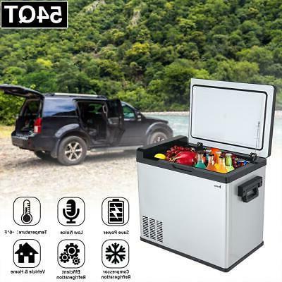 54 Portable Mini Fridge Freezer Cooler Electric Commercial
