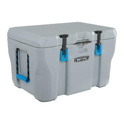 55 Ice Retention High Portable Box Gray