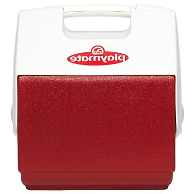 Personal Cooler Food Ice Chest Lunch Box 7 Qt Small Picnic C
