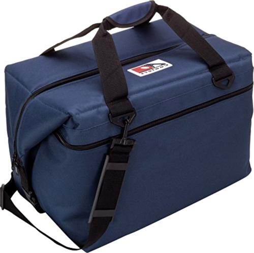 AO Coolers Canvas Soft Cooler with High-Density Insulation,