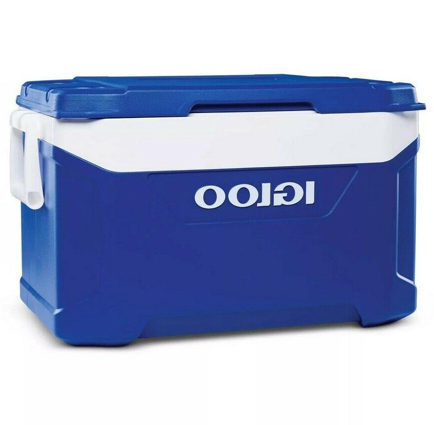 Cooler 50qt - Blue