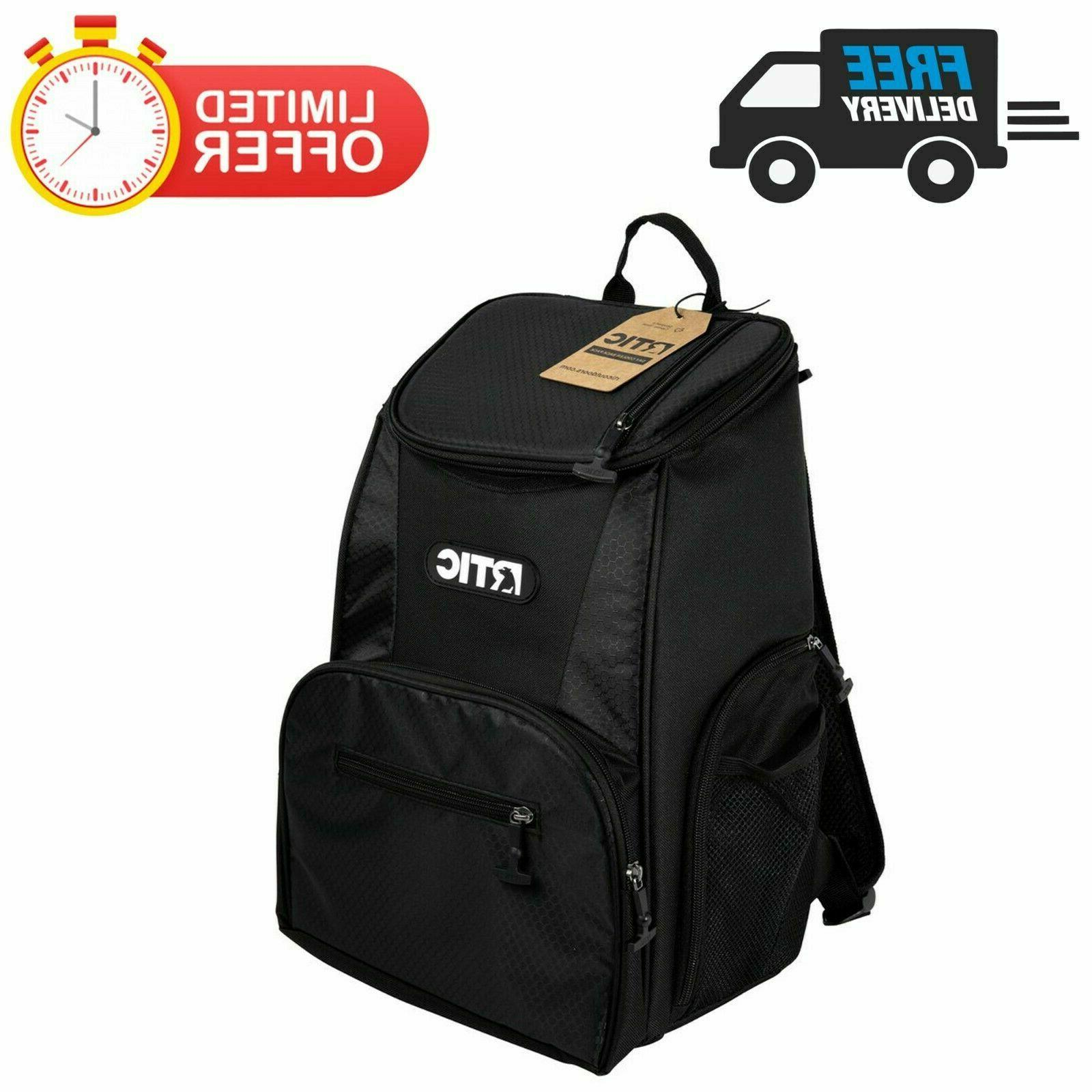 day cooler 15 can backpack