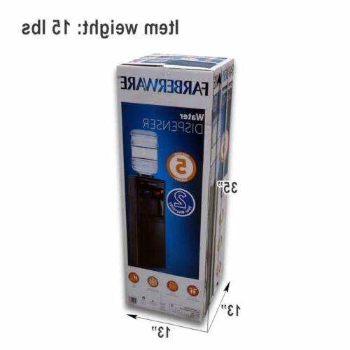 Farberware Freestanding and Dispenser,-Top