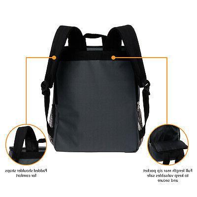 LISH Glacier Lightweight Sided Cooler Backpack
