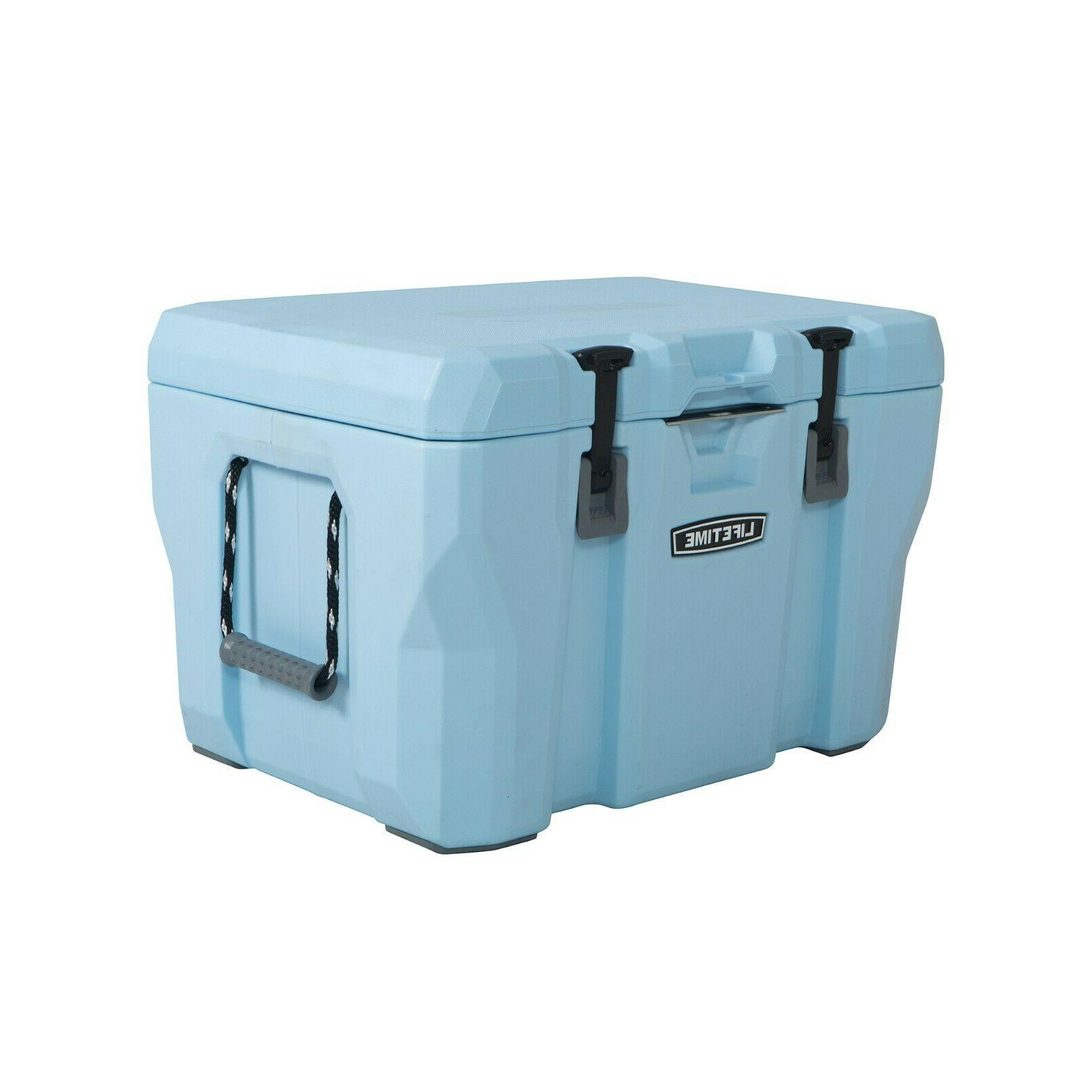 High Performance Cooler Portable Chest Box 7-Day Ice Retenti