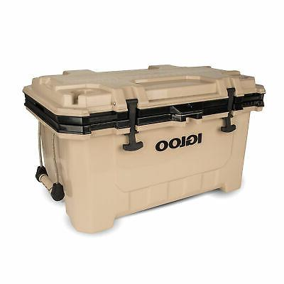 imx 70 qt insulated ice chest roto