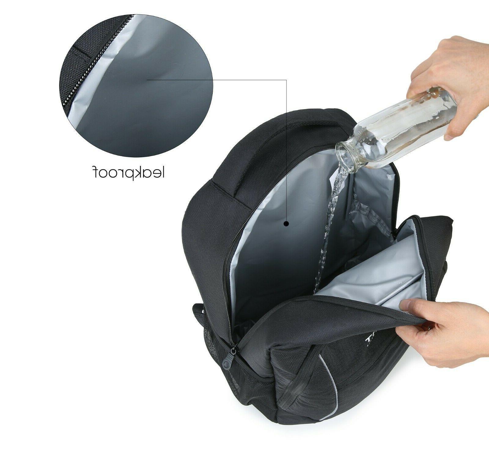 TOURIT Insulated Cooler Lightweight Leak-Proof