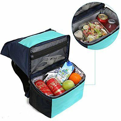 TOURIT Insulated Lunch With For Women To Work, Day