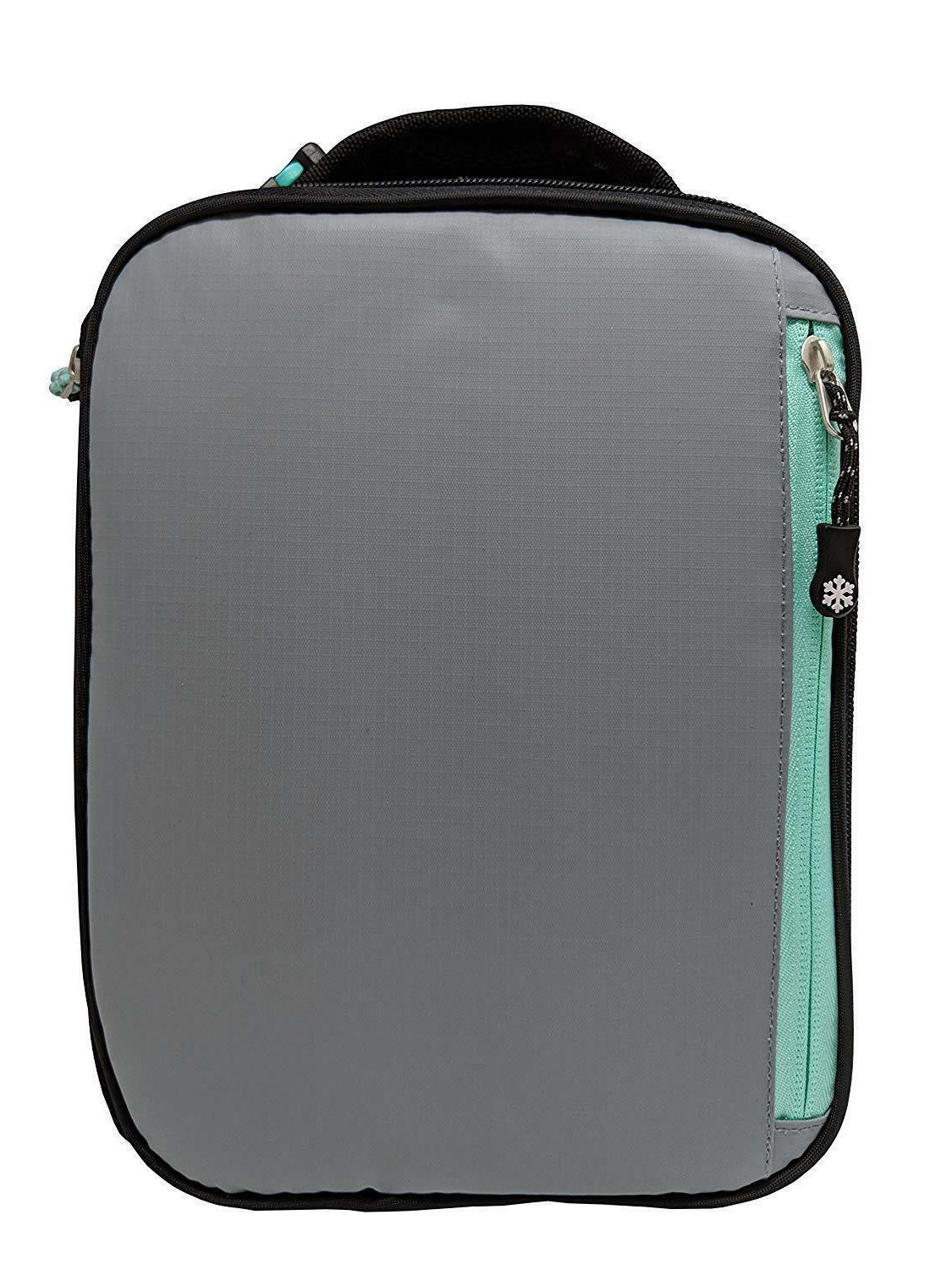 Insulated Lunch Box Bento Cooler Bag Picnic Packs