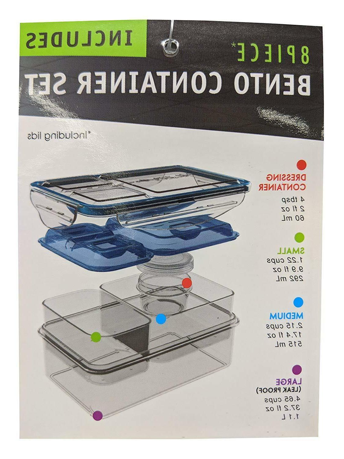 Insulated Lunch Bento Cooler Picnic Thermal