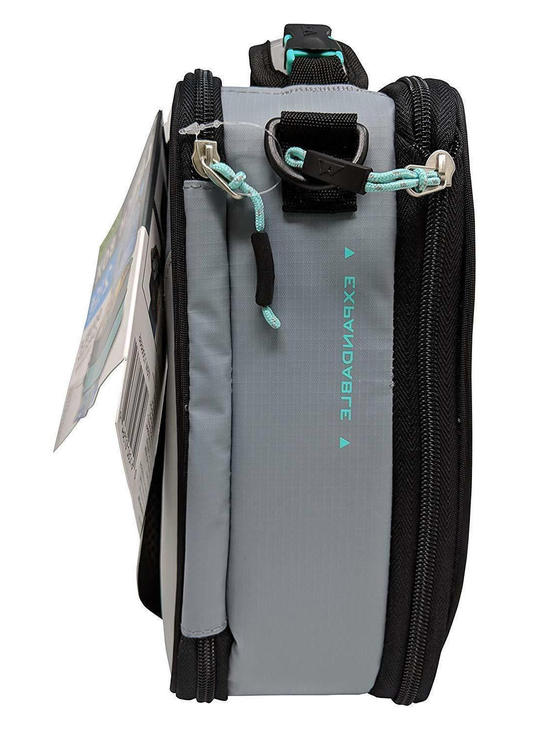 Insulated Box Carry Bento Cooler Bag School Picnic Thermal Ice
