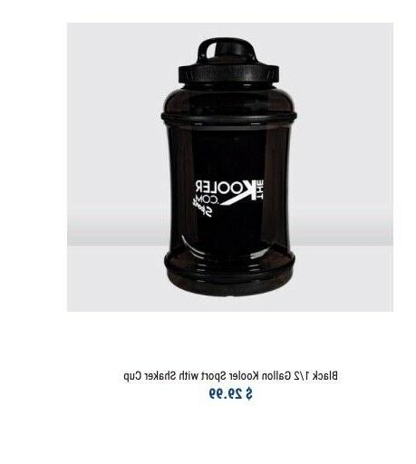 Kooler Sport Cooler with Cup QUANTITY 2